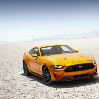Ride of the Week: 2018 Ford Mustang