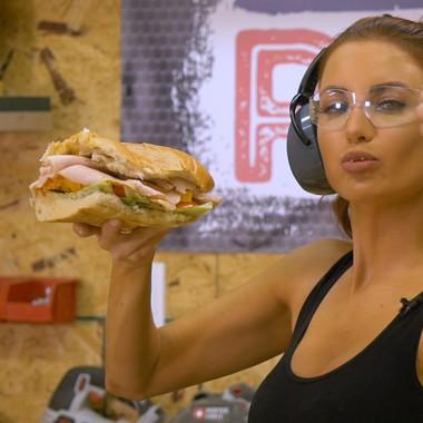 Red Hot Buildin': Sandwich