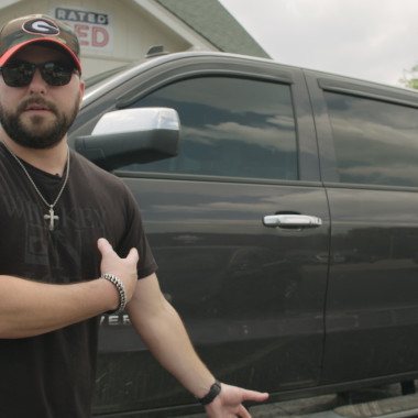 Ride of the Week: Tyler Farr's Chevy Silverado 1500 Z71