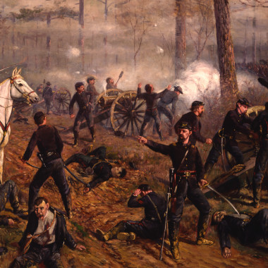 Strange Heartland History: Why Soldiers' Wounds Glowed at the Battle of Shiloh
