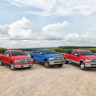 Ride of the Week: 2018 Ram Harvest Edition