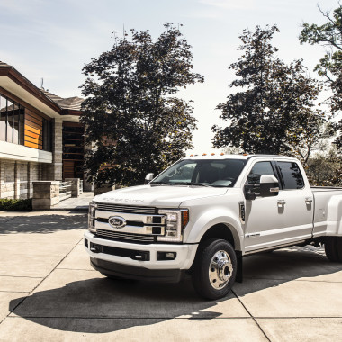 Ride of the Week: 2018 Ford F-450 Super Duty Limited