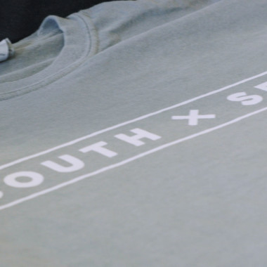 Crafted: Custom, Screen-Printed Shirts from South by Sea