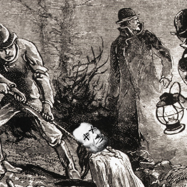 Strange Heartland History: The Night They Tried to Steal Lincoln's Corpse