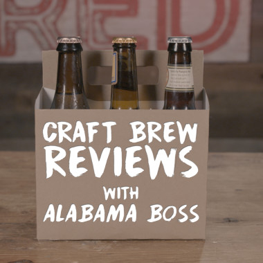 Alabama Boss Returns for More Craft Beer Reviews