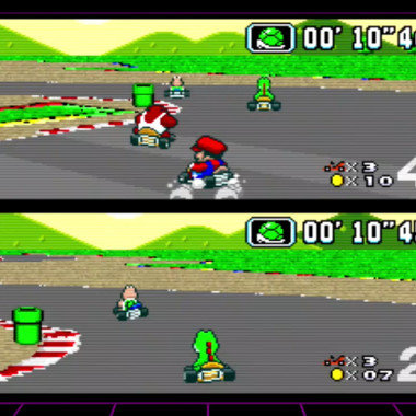 Gaming Throwback: Super Mario Kart for SNES