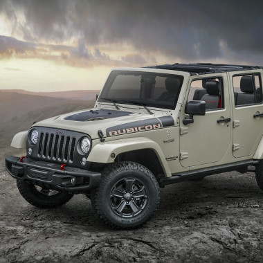 Ride of the Week: 2018 Jeep Wrangler JK Rubicon Recon
