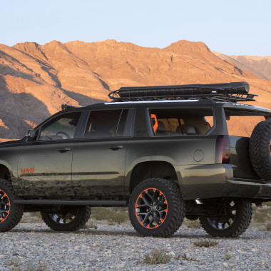 Ride of the Week: Chevy's Luke Bryan Suburban Concept