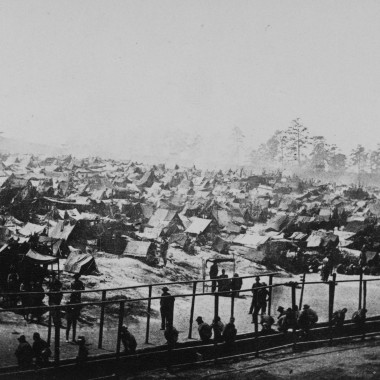 Strange Heartland History: When Lightning Performed a Miracle at Andersonville Prison