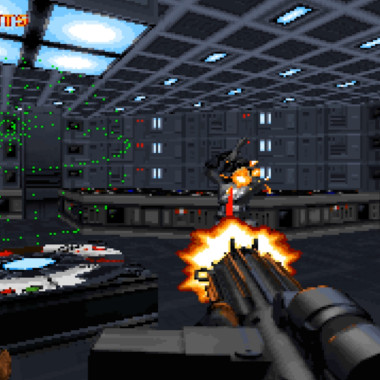 Gaming Throwback: Star Wars Dark Forces