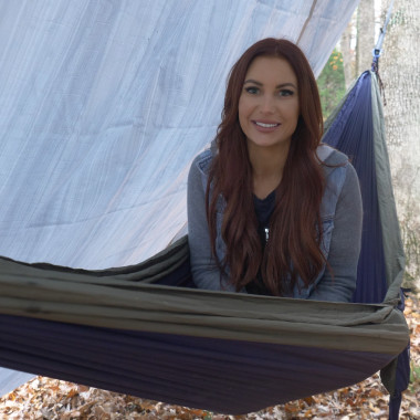 Tips for Staying Dry While Hammock Camping