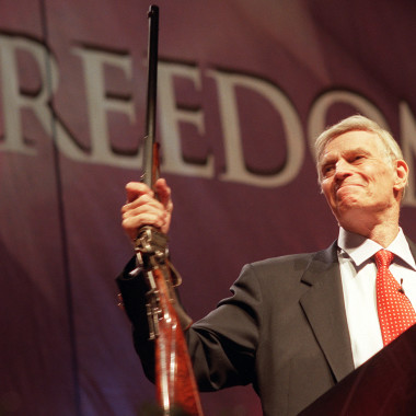Strange Heartland History: The Coup That Made the NRA What It Is Today