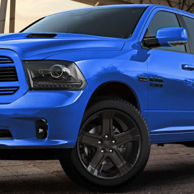 Ride of the Week: 2018 Special Edition RAM 1500 Hydro Blue