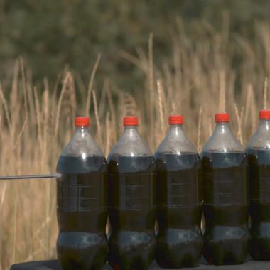 Will An Arrow Go Through Six 2-Liter Bottles of Soda?
