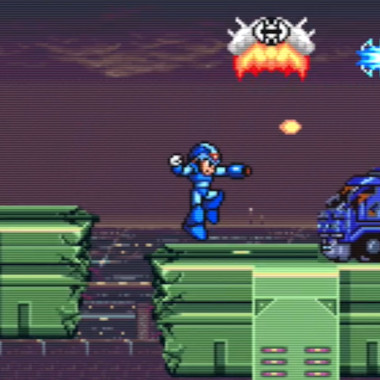 Gaming Throwback: Mega Man X for SNES