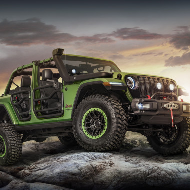 Ride of the Week: 2018 Mopar Jeep Wrangler Rubicon