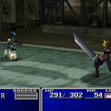 Gaming Throwboack: Final Fantasy VII