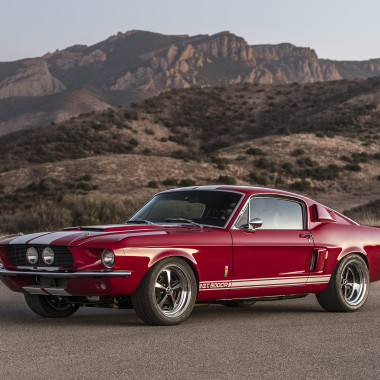Mod Madness: Classic Recreations' GT500CR Shelby Mustang