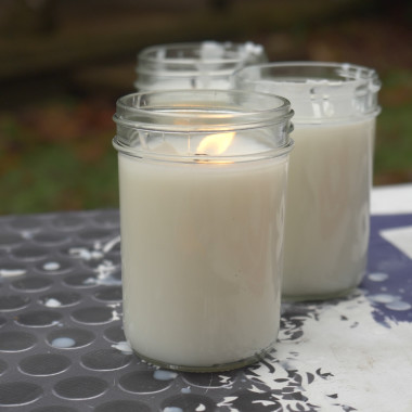 How to Make Your Own 50-Hour Candles
