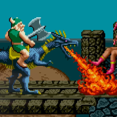 Gaming Throwback: Golden Axe