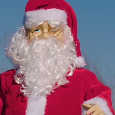 TORCH IT: We Take a Flamethrower to Dancing Santa