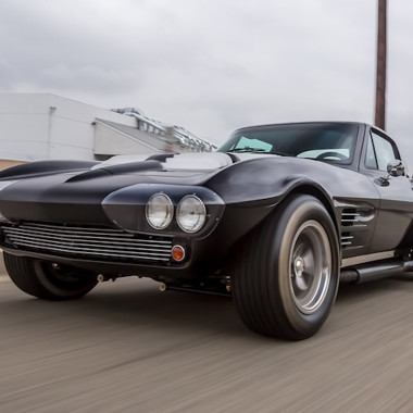 Mod Madness: 1963 Corvette Grand Sport by Superformance