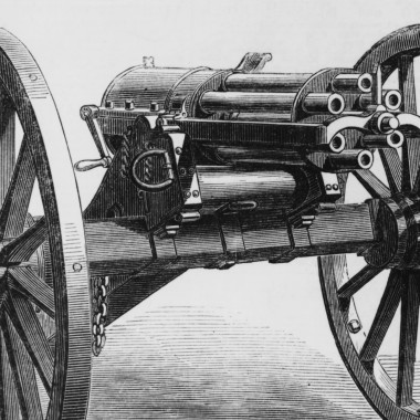 Strange Heartland History: The Weird Reason Why the Gatling Gun Was Invented