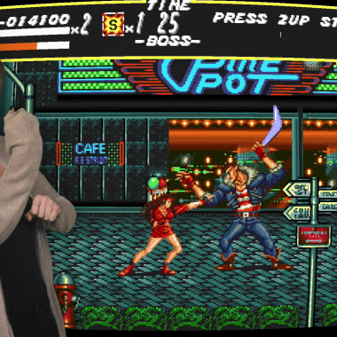 Gaming Throwback: Streets of Rage for Sega Genesis