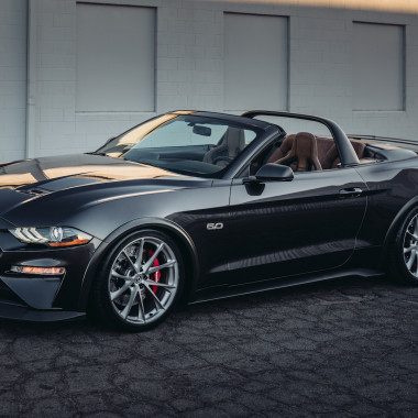 Mod Madness: Speedkore Carbon Fiber 2018 Mustang GT