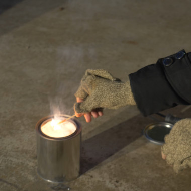 How to Make a DIY Can Heater