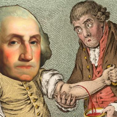 Strange Heartland History: Did Doctors Inadvertently Kill George Washington?