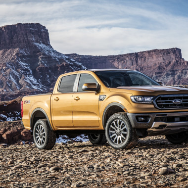 We Get the Inside Scoop on the 2019 Ford Ranger at NAIAS
