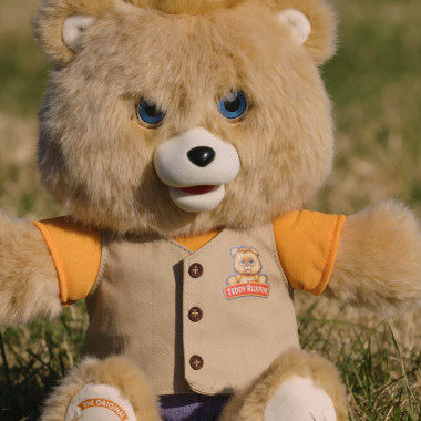 TORCH IT: We Take a Flamethrower to Teddy Ruxpin