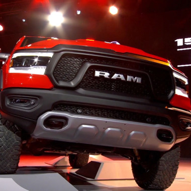 We Take a First Look at Ram's 2019 1500 Lineup