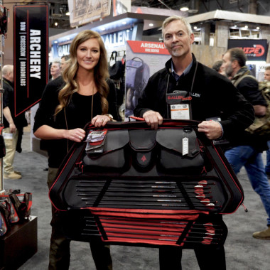 We Check Out the Allen Gear Fit EDGE Bow Case at Shot Show 2018
