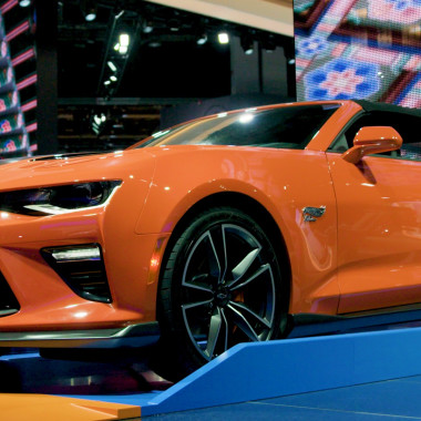 Your Next Toy? The 2018 Chevy Camaro Hot Wheels 50th Anniversary Edition
