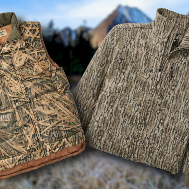 We Check Out Filson's New Mossy Oak Line at Shot Show 2018