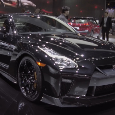 The 2018 GT-R Track Edition Ain't Your Father's Nissan