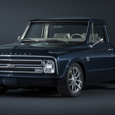 Chevy's Custom '67 C10 Is Everything Right with the Truck World