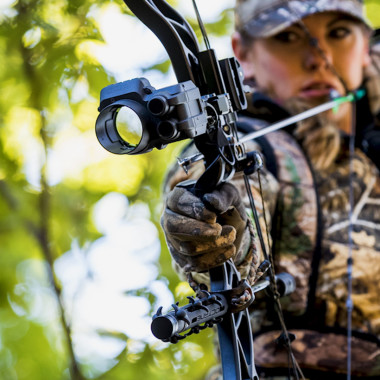Bow Hunting Just Got a Little Easier Thanks to Garmin's New Auto-Ranging Sight