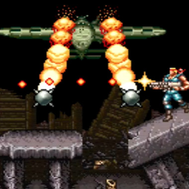 Gaming Throwback: Contra III: The Alien Wars