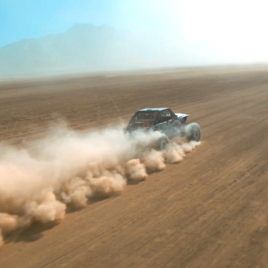 Welcome to King of the Hammers, a 10-Day Off-Roading Extravaganza