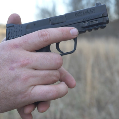 An Up-Close Look at the New M&P 380 Shield EZ from Smith & Wesson