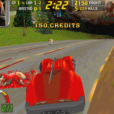 Gaming Throwback: Carmageddon