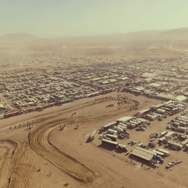 Welcome to Hammertown, Where Mad Max Meets Burning Man
