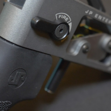 JP Enterprises' New Modular Trigger, and How It Differs from the Rest