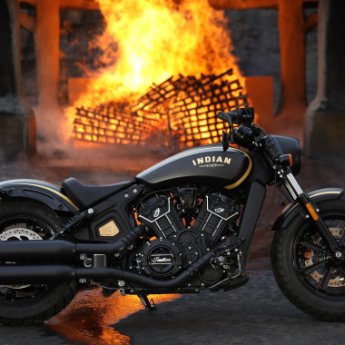 2018 Indian Scout Bobber Jack Daniel's Edition | Ride of the Week