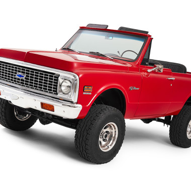 1970 Chevrolet K5 Blazer by CFB | Mod Madness