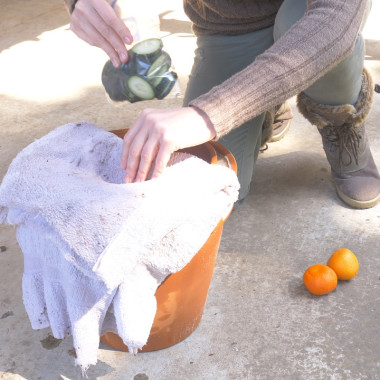 How to Make a Clay Pot Survival Cooler