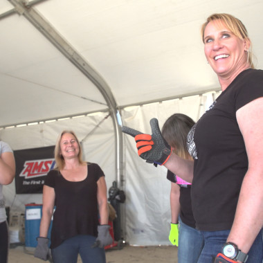 We Hang with the Ladies Offroad Network at King of the Hammers 2018